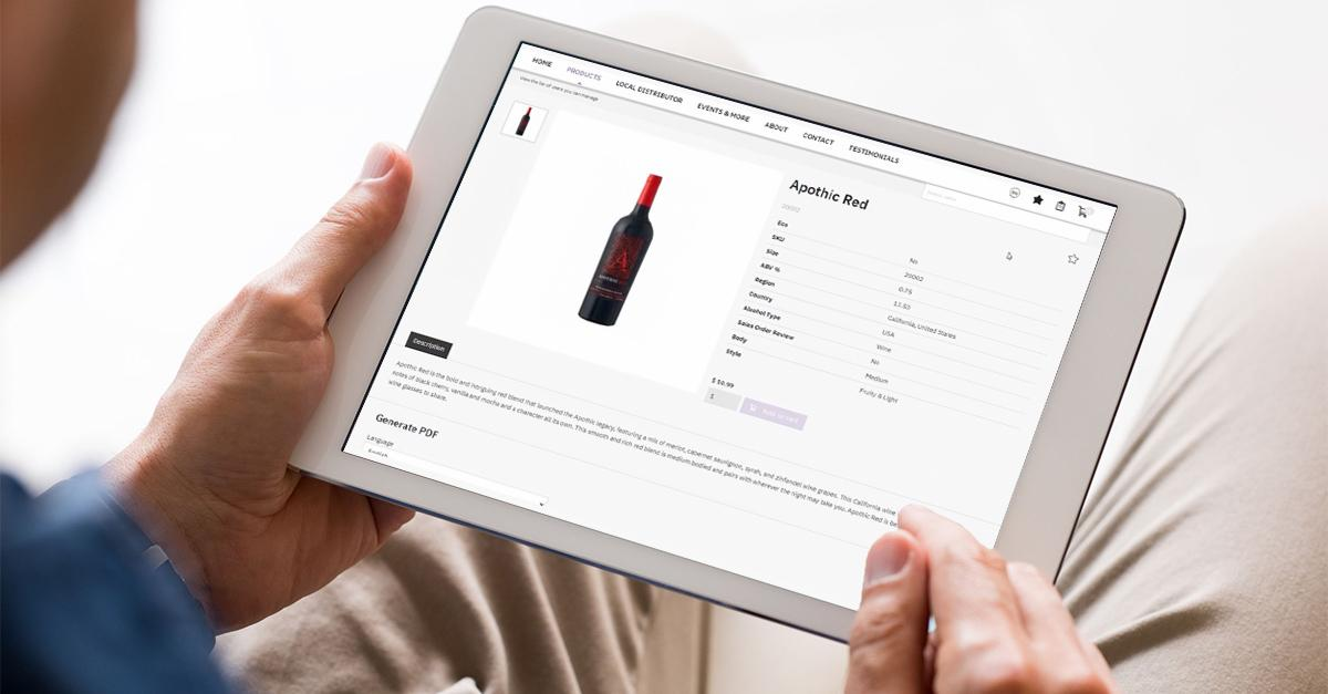 Why B2B eCommerce for Wine & Spirits Distributors is the New Competitive Edge