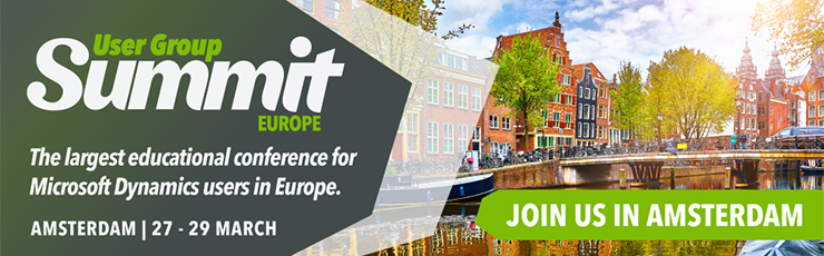 Meet Dynamicweb at User Group Summit Europe 2019