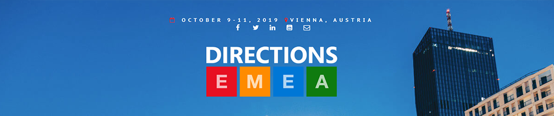 Meet Dynamicweb at Directions EMEA 2019