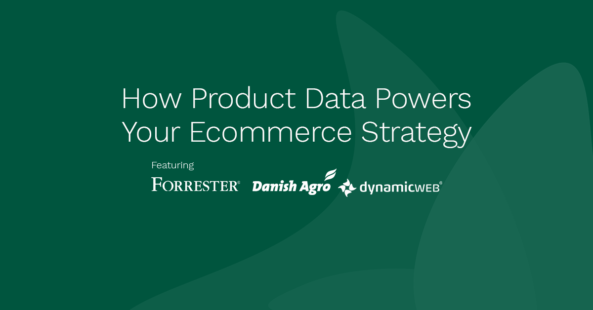 Dynamicweb presents PIM & Ecommerce webinar featuring leading analyst firm