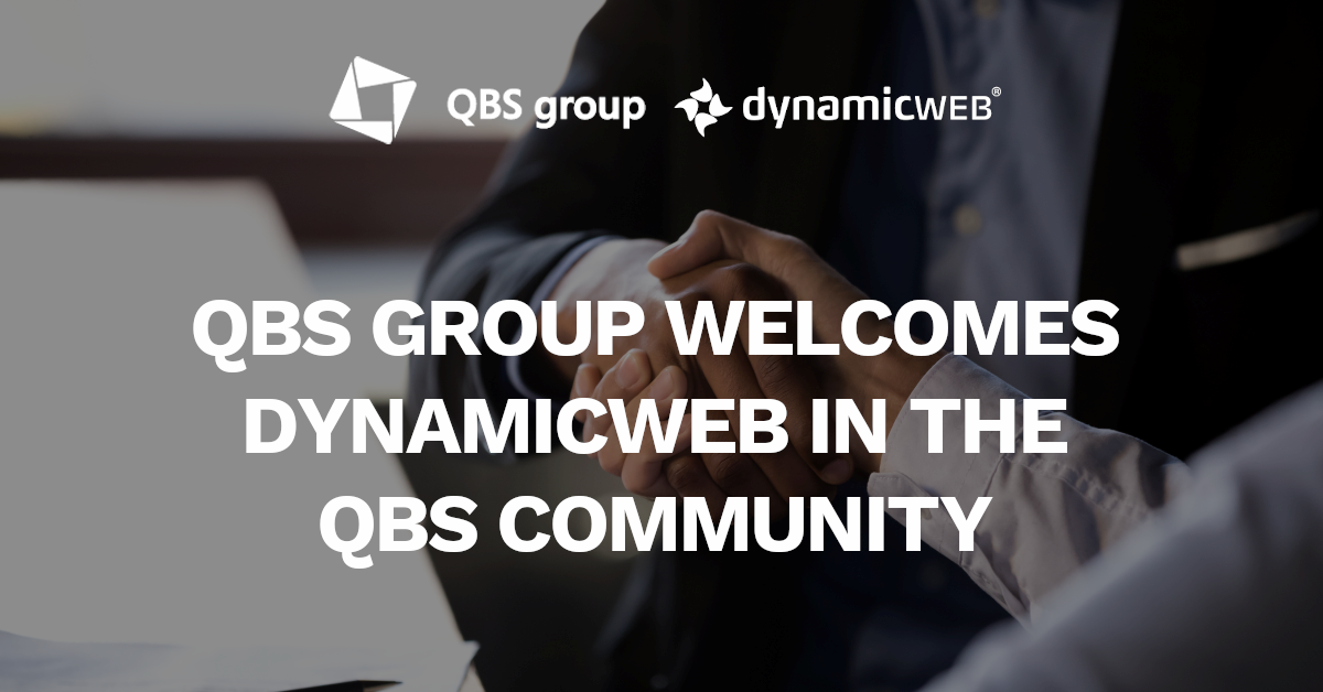 Dynamicweb partners up with QBS Group