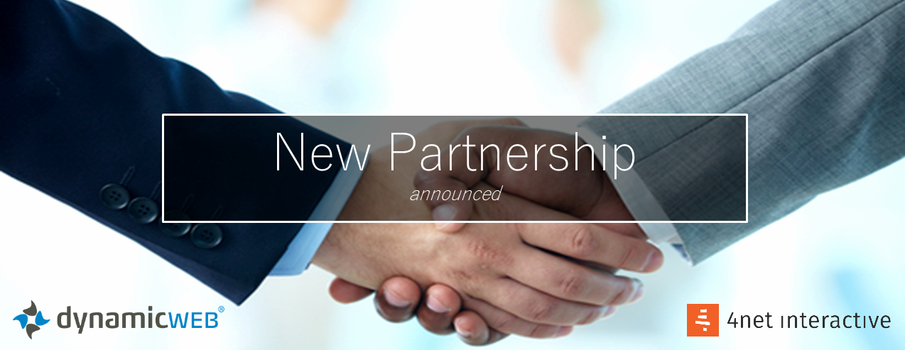 New partnership between 4net Interactive & Dynamicweb