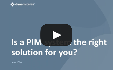 Is a PIM system the right solution for you?