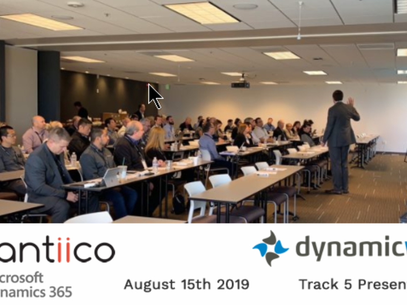 Meet Dynamicweb at Avantiico's D365 Conference