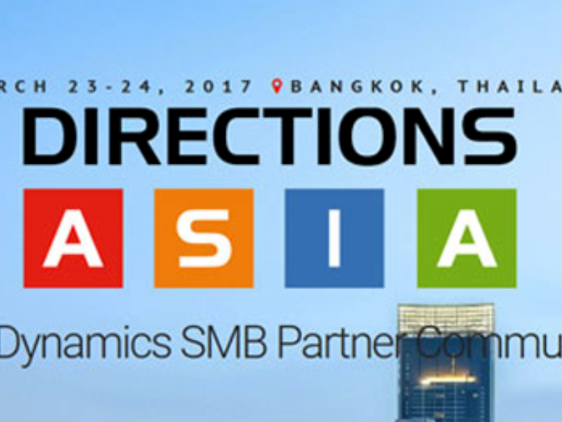 Meet Dynamicweb at Directions ASIA 2017