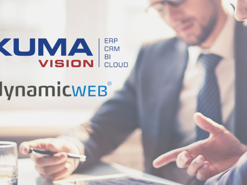 New partnership between Dynamicweb and KUMAVISION