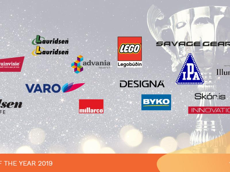 Dynamicweb Solutions of the Year 2019