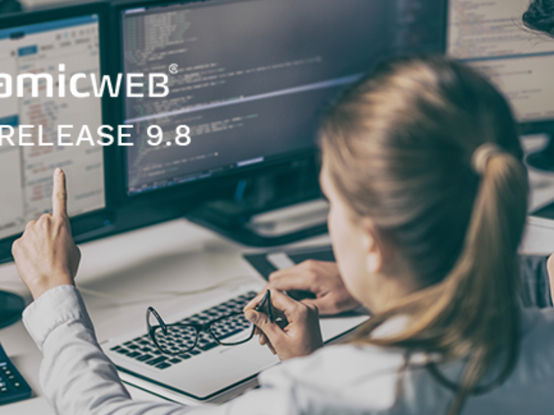 Welcome to Dynamicweb 9.8!