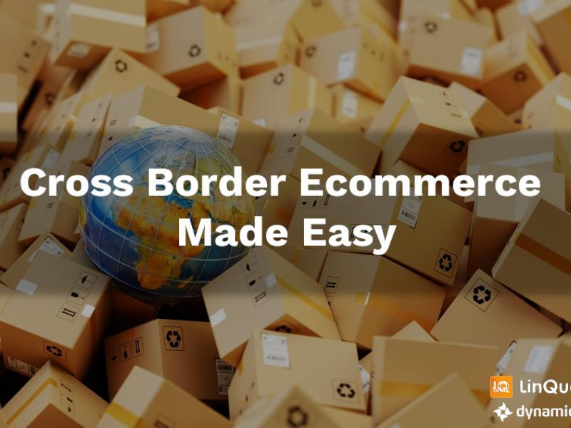 Cross-Border E-commerce with LinQuake and Dynamicweb