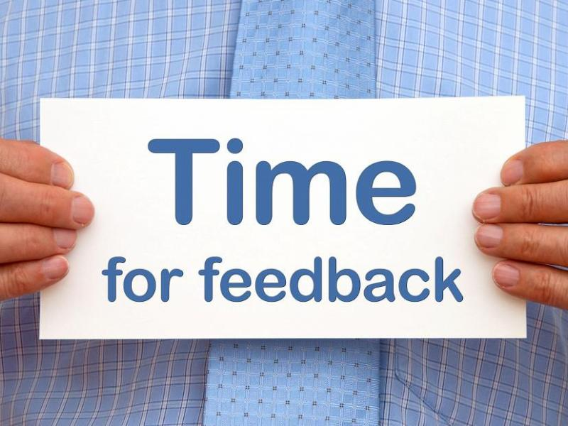Three Avenues For Customer Feedback